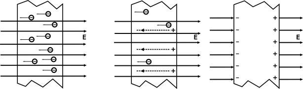 导体的静电感应和静电平衡